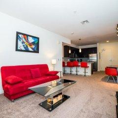 Отель Ginosi Wilshire Apartel Апартаменты с 2 отдельными кроватями фото 16