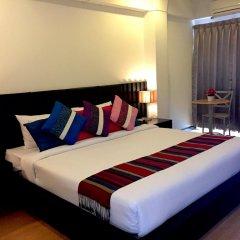 Отель Charoenchit House 2* Номер Делюкс с различными типами кроватей фото 7