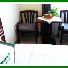 Green Hotel 3* Номер Делюкс с различными типами кроватей фото 6