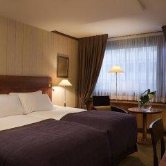 Отель Sofitel Lyon Bellecour 5* Стандартный номер с различными типами кроватей фото 4
