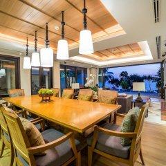 Отель Trisara Villas & Residences Phuket 5* Стандартный номер с различными типами кроватей фото 8