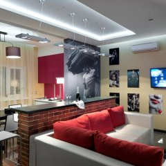 De Gaulle Бутик Отель 4* Улучшенные апартаменты с разными типами кроватей