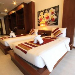 Отель Ramada by Wyndham Aonang Krabi 4* Улучшенный номер с различными типами кроватей фото 8