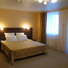 Гостиница Авеню Полулюкс с двуспальной кроватью фото 2