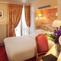 Отель Belloy St Germain 4* Стандартный номер фото 4