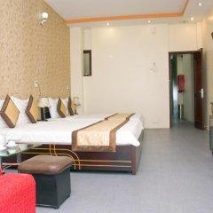 Dong Bao Hotel An Giang Стандартный номер с различными типами кроватей фото 8