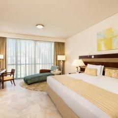 Отель JA Oasis Beach Tower Апартаменты Делюкс с различными типами кроватей фото 9