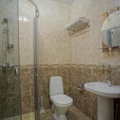Гостиница Kompleks Nadezhda 2* Стандартный номер с двуспальной кроватью фото 21