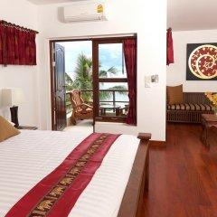 Отель Sara Beachfront Boutique Resort комната для гостей фото 3