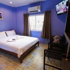 Отель At smile house 2* Улучшенный номер с двуспальной кроватью фото 4