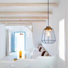 Отель Naxian Utopia Luxury Villas & Suites 3* Люкс с различными типами кроватей фото 16