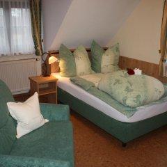 Отель Ringhotel Villa Moritz 3* Номер категории Эконом с двуспальной кроватью фото 4