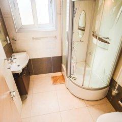 Отель Fig Tree Bay Apartments Кипр, Протарас - отзывы, цены и фото номеров - забронировать отель Fig Tree Bay Apartments онлайн ванная