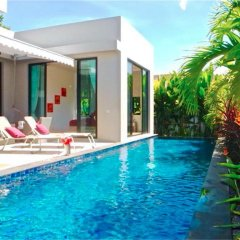 Отель Baan Bua Nai Harn 3 bedrooms Villa бассейн фото 2