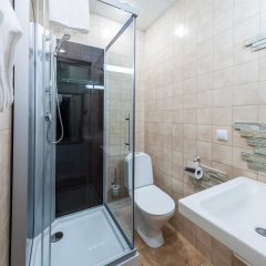 Aquamarine Hotel 3* Стандартный номер с разными типами кроватей фото 3