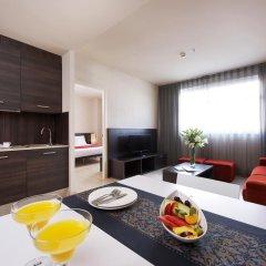 Отель Capri By Frazer 4* Улучшенные апартаменты