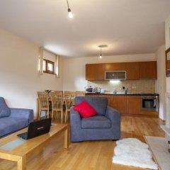 Отель Pirin Lodge Apt 37 комната для гостей