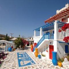 Sun of Mykonos Studios in Ornos, Greece from 132$, photos, reviews - zenhotels.com parking