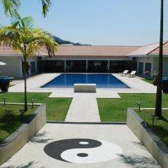 Отель Villa Tha Maphrao бассейн