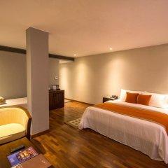 Отель Swiss Residence 4* Улучшенный номер фото 3