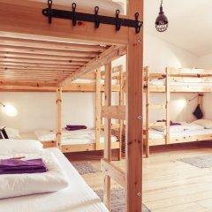 Lisbon Chillout Hostel Кровать в общем номере фото 3
