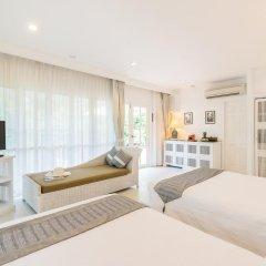 Отель Laksasubha Hua Hin 4* Стандартный номер с различными типами кроватей фото 2