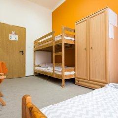 Moon Hostel Стандартный номер с различными типами кроватей (общая ванная комната) фото 4