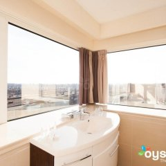 Отель XO Hotels Blue Tower 4* Представительский номер с различными типами кроватей фото 49