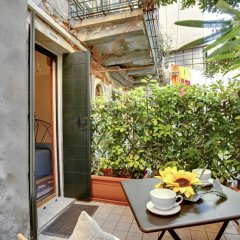 Апартаменты Grimaldi Apartments – Cannaregio, Dorsoduro e Santa Croce балкон