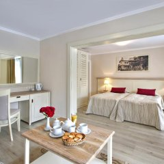 White Rock Castle Suite Hotel 4* Полулюкс разные типы кроватей фото 7