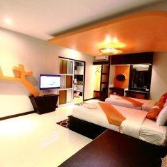 Отель AC 2 Resort 3* Номер Делюкс с различными типами кроватей фото 37