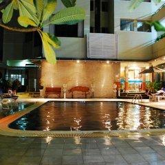 Отель Summit Pavilion Бангкок бассейн фото 2
