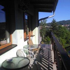 Отель Pension Lukas балкон
