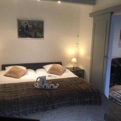 Отель Les Terrasses De Saumur Сомюр комната для гостей