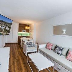 Отель Aparthotel Ponent Mar Апартаменты комфорт с двуспальной кроватью фото 2