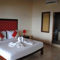 Отель Вилла Maresia Beach Номер Делюкс с различными типами кроватей фото 5