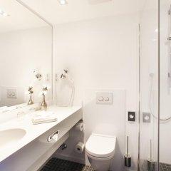 Отель BURNS fair & more ванная фото 2