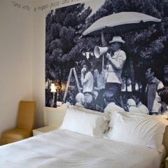 Hotel Sovrana & Re Aqva SPA 4* Улучшенный номер двуспальная кровать фото 7