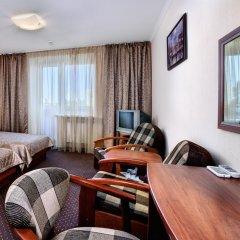 Гостиница Братислава 3* Стандартный номер с различными типами кроватей фото 8