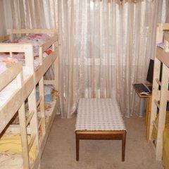 Хостел на Римской Кровать в мужском общем номере с двухъярусными кроватями фото 2
