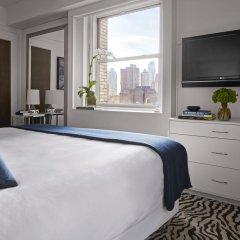 Отель Paramount Times Square 4* Улучшенный номер с двуспальной кроватью фото 2