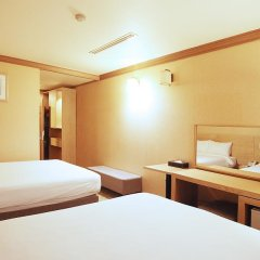 Dawn Beach Hotel 2* Номер Делюкс с различными типами кроватей фото 7