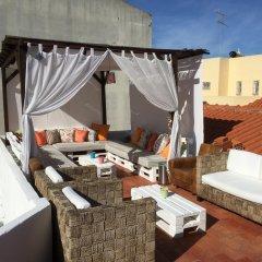 Orange Terrace Hostel Албуфейра комната для гостей