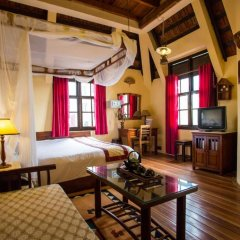 Saphir Dalat Hotel 3* Номер Делюкс с различными типами кроватей фото 6