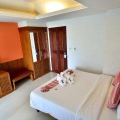 Отель First Bungalow Beach Resort 3* Стандартный номер с различными типами кроватей фото 7