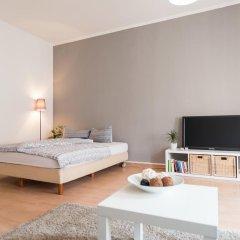 Отель Oskars Absteige Апартаменты с различными типами кроватей фото 10