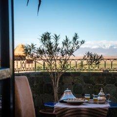 Отель Kasbah Dar Daif Марокко, Уарзазат - отзывы, цены и фото номеров - забронировать отель Kasbah Dar Daif онлайн балкон