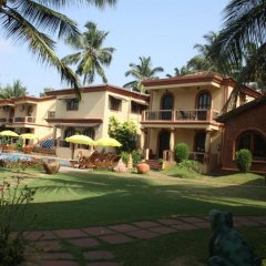 Отель Resort Terra Paraiso Индия, Гоа - отзывы, цены и фото номеров - забронировать отель Resort Terra Paraiso онлайн фото 3