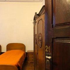 Отель Constituição Rooms 2* Стандартный номер с двуспальной кроватью фото 13