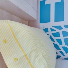 Гостиница Жилое помещение Современник Кровать в общем номере с двухъярусной кроватью фото 8